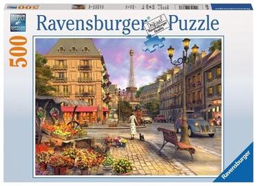 Ravensburger Puzzle An Evening Walk 500pcs 14683