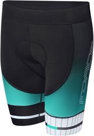 Force Dash Lady Bibshorts Turquoise/Black S