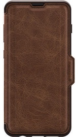 Otterbox Strada Series Book Case For Samsung Galaxy S10 Plus Brown