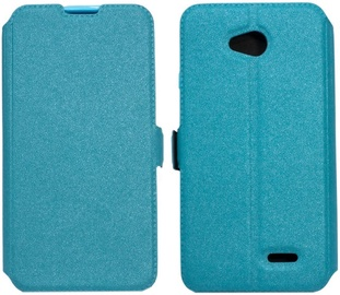 Telone Shine Book Case For Apple iPhone 7 Plus Blue