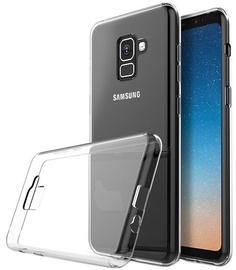 Mocco Ultra Back Case For Samsung Galaxy A6 Transparent
