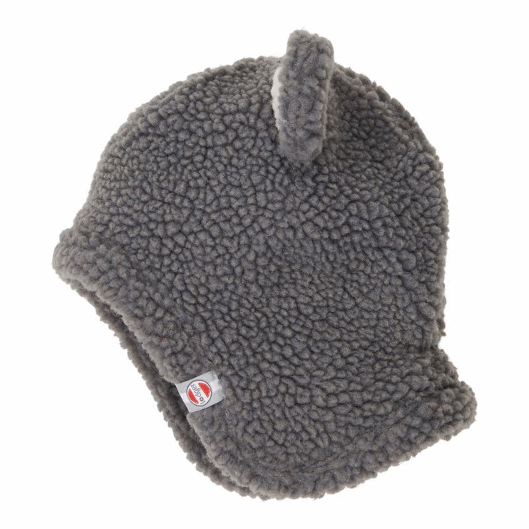 Зимняя шапка Lodger Hatter Teddy Baby Hat Donkey 6-12m