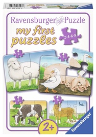 Ravensburger Mini My First 4 Puzzles 069538
