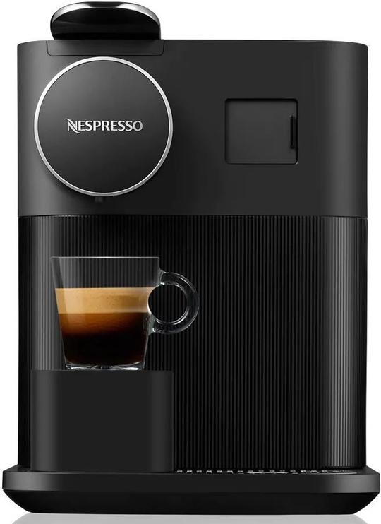 Kapsulas kafijas automāts De'Longhi Gran Lattissima EN 650, melna
