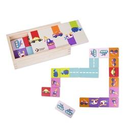Galda spēle Domino Classic World Mix Match Transport 3656