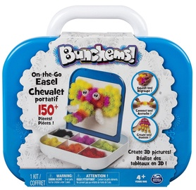 Spin Master Bunchems On The Go Easel