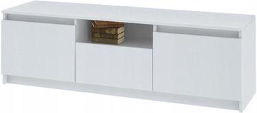 ТВ стол Tuckano Mars, белый, 1400x440x440 мм