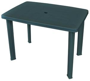 Dārza galds 43593, zaļa