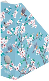 Скоросшиватель Herlitz Magazine File A4 Ladylike Birds