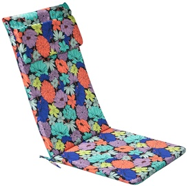 Home4you Chair Cover Simple 50x120x3cm Flowers