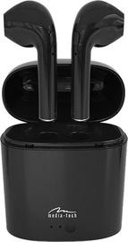 Наушники Media-Tech R-PHONES TWS MT3589K Black, беспроводные