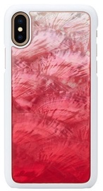 iKins Pink Lake Back Case For Apple iPhone X/XS White