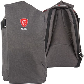 Рюкзак MSI Adeona Air, черный, 15.6″