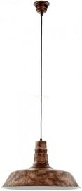 Eglo Somerton1 49397 Ceiling Lamp 60W E27 Antique Brown
