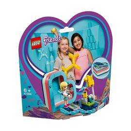 Konstruktors Lego Friends Stephanie's Summer Heart Box 41386