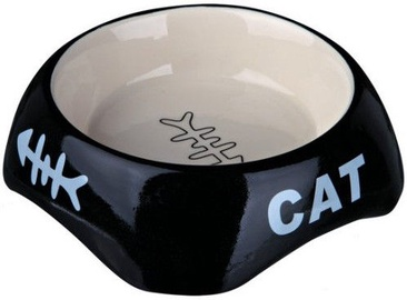 Миска для корма Trixie Ceramic Bowl Cat 200ml