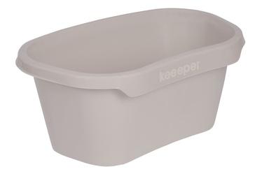 Ванночка Keeeper 1009213400000, 30.5 л, серый