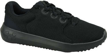 Under Armour Ripple 2.0 Mens Sportstyle Shoes 3022044-003 Black 44.5