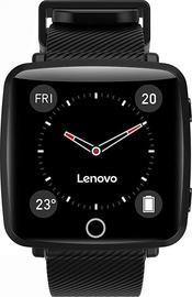 Viedais pulkstenis Lenovo Carme, melna
