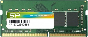 Operatīvā atmiņa (RAM) Silicon Power SP008GBSFU213B02 DDR4 (SO-DIMM) 8 GB CL15 2133 MHz