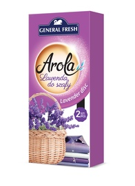 Atsv. gaisa General Fresh antimol lavander 2gab (general fresh)