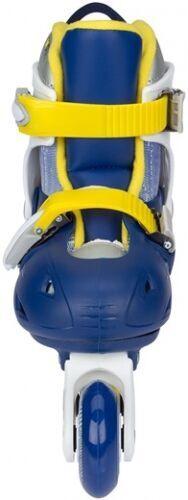 Ролики Schreuders Sport Nijdam 52SJ Blue/White/Yellow 34-37
