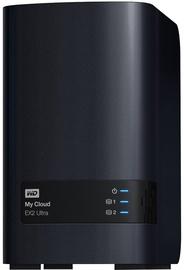 Сетевое хранилище данных (NAS) Western Digital My Cloud EX 2 Ultra 2 Bay