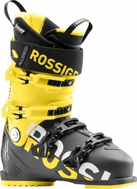 Rossignol Ski Boots AllSpeed 120 Black/Yellow 27.5
