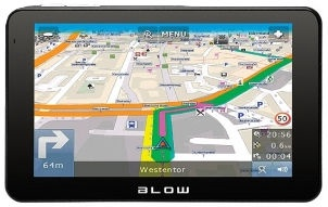 Blow GPS50V Europe