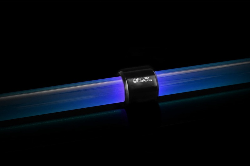 Alphacool Aurora HardTube LED Ring 13mm Black UV