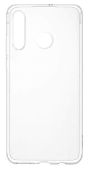 Huawei Original Back Case For Huawei P30 Lite Transparent