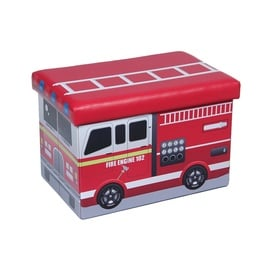 Pufs XYZ160111BE Fire Rescue, 48 x 32 x 31.5 cm