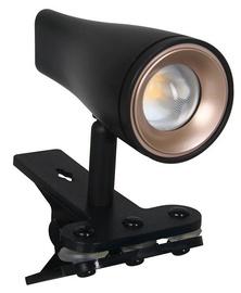 Verners Lorry Lamp LED 4.5W Black