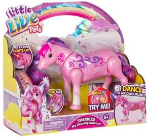Interaktīva rotaļlieta Moose Little Live Pets My Dancing Unicorn Sparkles 28683