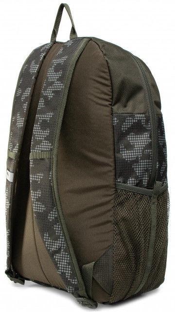 Рюкзак Puma Style Backpack 076703 07, зеленый