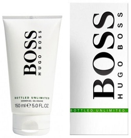 Dušas želeja Hugo Boss Bottled Unlimited, 150 ml