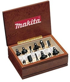 Komplekts Makita Cutter Set 12pcs D-53556