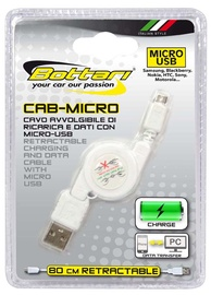 Bottari Cab Micro Charging and Data Cable 30104