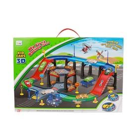 SN My First Racing Parking Set 513121277