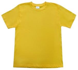 T-krekls Art.Master T-Shirt Cotton Yellow XL
