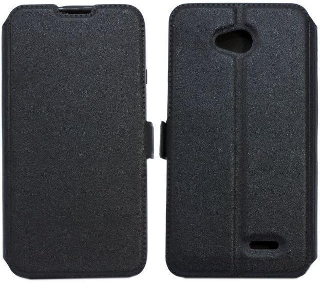 Telone Super Slim Shine Book Case For Nokia 8 Black