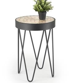 Kafijas galdiņš Halmar Naturo, 410x410x590 mm