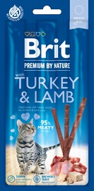 Лакомство для кошек Brit Premium By Nature, 0.015 кг