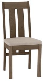 Ēdamistabas krēsls Home4you Turin Grey 11305