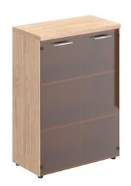 Skyland Torr Z TMC 85.2 Office Cabinet Devon Oak Z