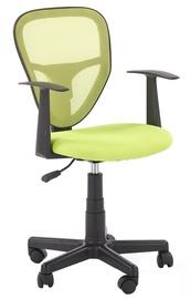 Bērnu krēsls Halmar Spiker Green