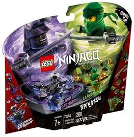 Konstruktors Lego Ninjago Spinjitzu Lloyd Vs. Garmadon 70664