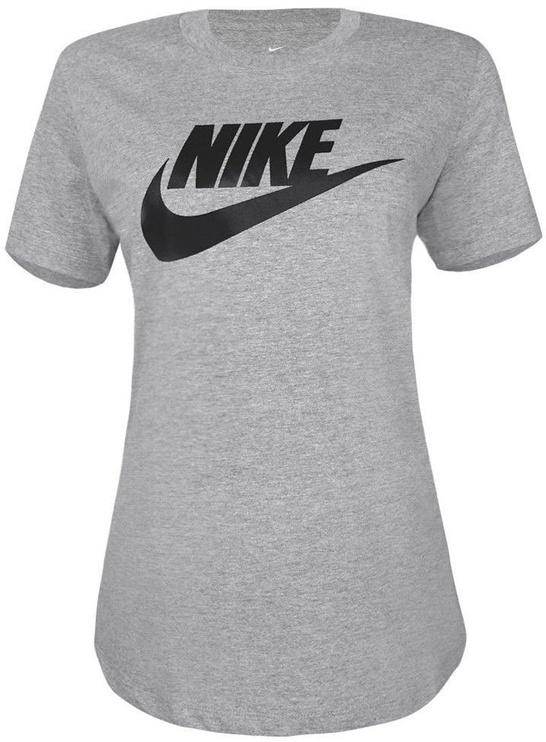 Nike Womens Sportswear Essential T-Shirt BV6169 063 Grey S