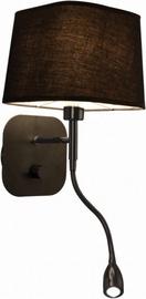 Lampa Light Prestige Marbella LP-332/1W BK, 40 W, 1 gab.
