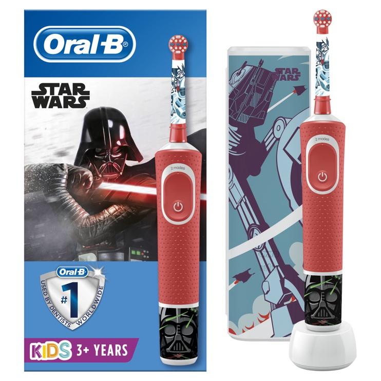 Elektriskā zobu birste Oral-B D100 StarWars